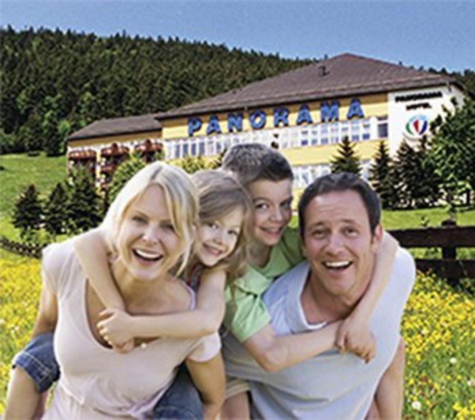 Familienurlaub Panoramahotel Oberwiesental