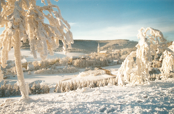 Winterurlaub in Oberwiesenthal
