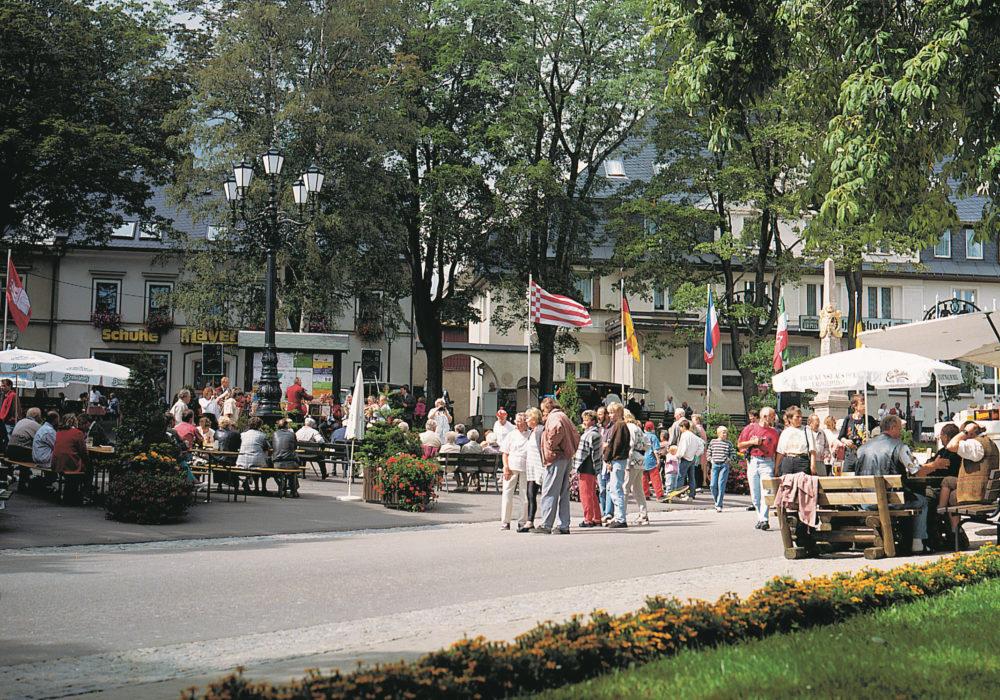 Oberwiesenthaler Marktplatzfest